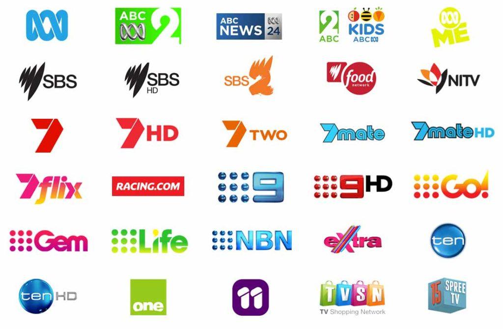 VAST Foxtel Satellite TV channels installer Gold Coast Brisbane