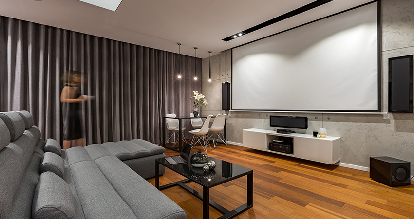 Home Theatre Installation - Gold Coast - Asap Tv Av & Antennas